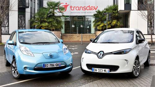 Liên doanh Renault-Nissan trở thành hãng bán nhiều ôtô nhất trong 2017. Ảnh: Insedeevs.