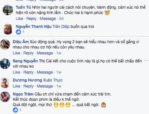 Nhiều bình luận bày tỏ sự chia sẻ với bất hạnh của cô gái.