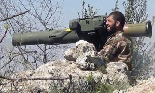 Các nhóm phiến quân ở Syria sở hữu nhiều tên lửa hiện đại. Ảnh: Business Insider.
