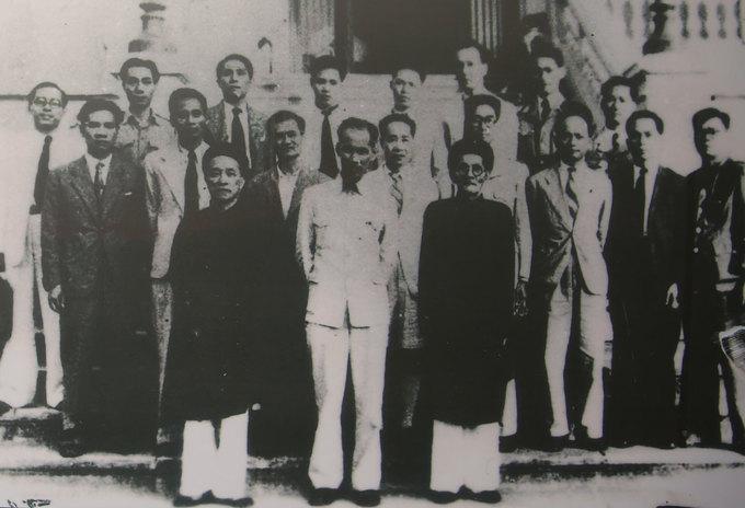 Những sắc lệnh củng cố đất nước sau ngày giành độc lập