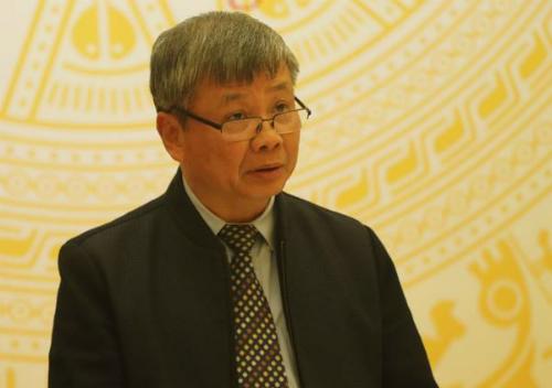 Thứ trưởng Bộ Kế hoạch và Đầu tư Nguyễn Thế Phương. Ảnh: Võ Hải