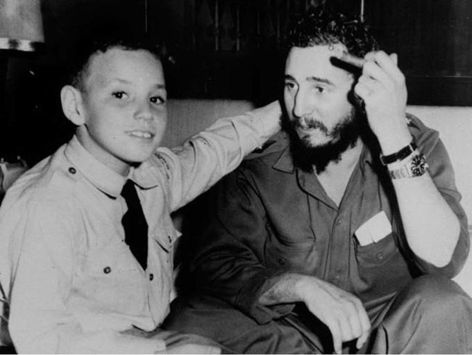 Người con trai cả được Fidel Castro nhất mực yêu quý