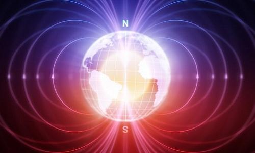 Đảo cực địa từ là sự thay đổi hướng của từ trường Trái Đất. Ảnh: iStock.