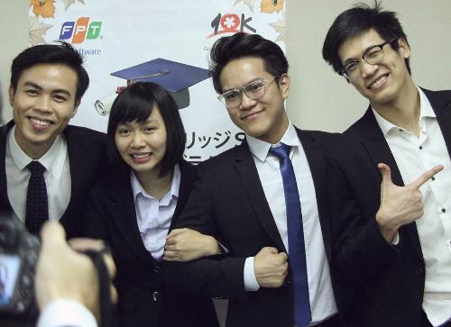 Gần 7 tỷ đồnghọc bổng cho học viên kỹ sư cầu nối của FPT Softwar - 2