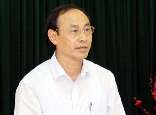 Thứ trưởng Bộ GTVT Lê Đình Thọ làm việc tại Cảng vụ Hàng không Miền Nam. Ảnh: Hữu Công.