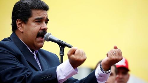Tổng thống Venezuela.