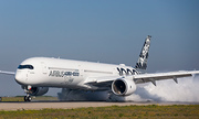 'Siêu' máy bay Airbus trình diễn ở Nội Bài