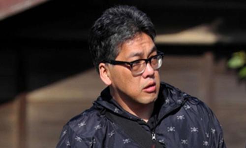 Yasumasa Shibuya, nghi phạm sát hại bé Nhật Linh. Ảnh: SCMP.