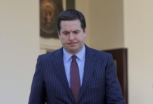 Hạ nghị sĩ Cộng hòa bang California Devin Nunes. Ảnh: AFP.