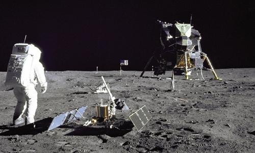 Con người xả gần 190.000 kg 'rác' trên Mặt Trăng