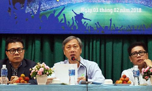 Ông Mai Bá Hùng, Phó giám đốc Sở Văn hóa - Thể thao TP HCM. Ảnh: Hữu Công
