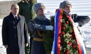 Putin dự lễ kỷ niệm 75 năm trận chiến Stalingrad