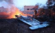 Hai nhóm nhận trách nhiệm bắn rơi Su-25 Nga ở Syria