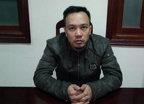 Nguyễn Đức Minh tại cơ quan điều tra.