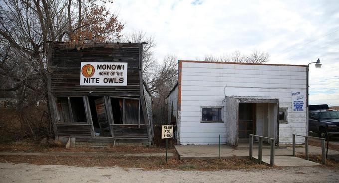 Thị trấn hẻo lánh ở Mỹ chỉ có một cư dân sinh sống