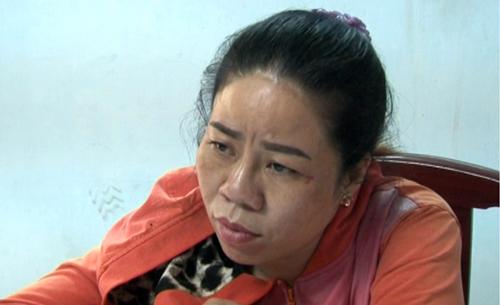 Bà Nguyễn Thị Ngọc. Ảnh: Quang Bình.