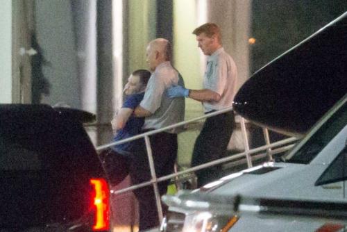 Otto trở về Mỹ trong tình trạng hôn mê, vài ngày trước khi chết. Ảnh: AP.