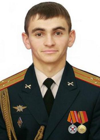 Sĩ quan đặc nhiệm Alexander Prokhorenko. Ảnh: Wiki.