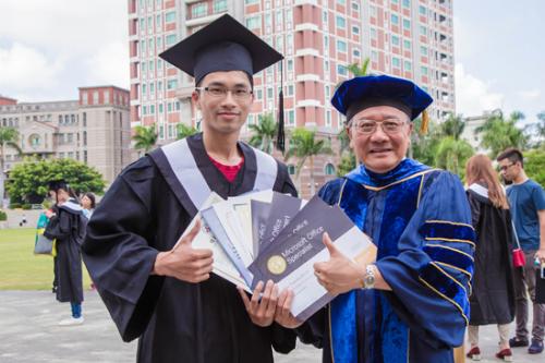 Học bổng du học Đài Loan cho hệ vừa học vừa làmtrong tháng 2