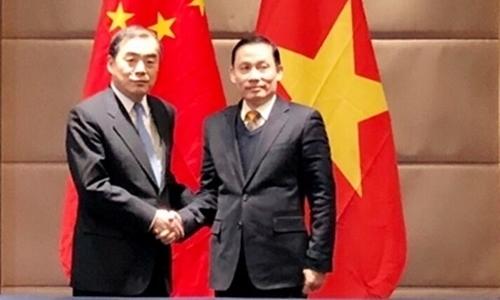 Việt - Trung thúc đẩy xu thế phát triển tích cực trong hợp tác