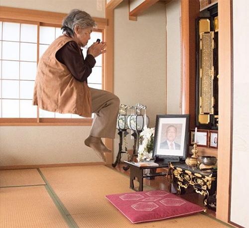 Bà Nishimotonắm vững kỹ thuật chỉnh sửa để giúp các bức ảnh trở nên độc đáo. Ảnh: Instagram