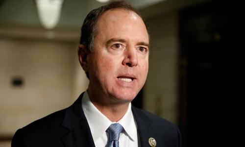 Adam Schiff, quan chức Dân chủ cấp cao nhất tại Ủy ban Tình báo Hạ viên