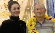 Vợ Thanh Bùi đón tuyển U23 tại khách sạn 6 sao ở TP HCM