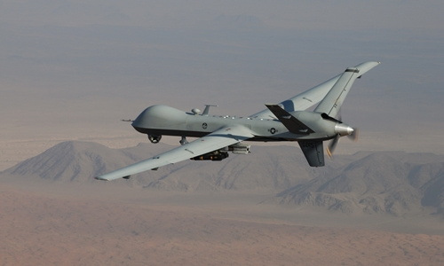 Máy bay không người lái MQ-9 Reaper của Mỹ. Ảnh:defense.gov