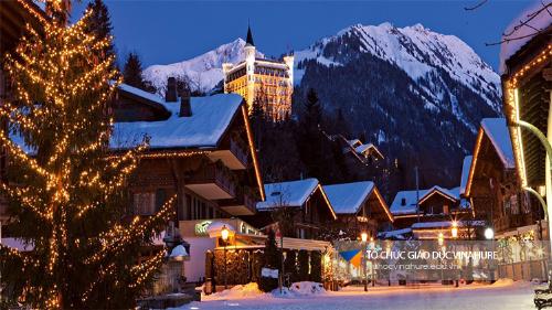Ưu đãi lớn trong tháng 2 cho ứng viên du học Thụy Sĩ
