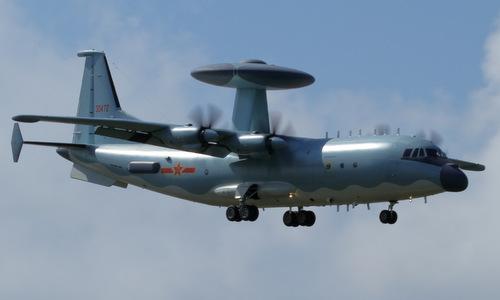 Máy bay cảnh báo sớm KJ-500. Ảnh: Wikipedia.