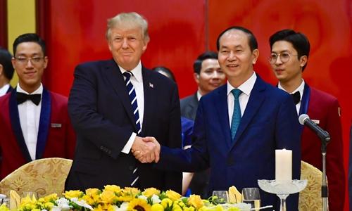 Đại sứ Vinh kể về quá trình chuẩn bị cho chuyến thăm Hà Nội của ông Trump