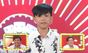 Cậu bé 10 tuổi thắng 10 triệu khi chọc cười giám khảo