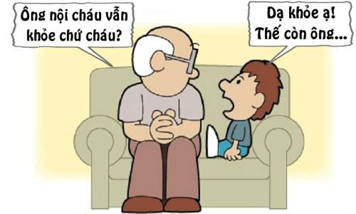 Lịch sự kiểu trẻ con