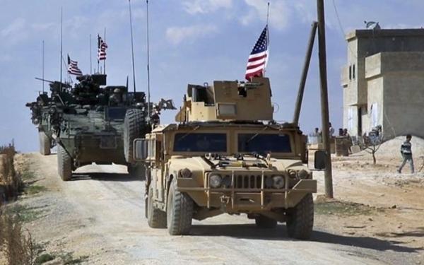 Lực lượng Mỹ ở Syria. Ảnh: AP.