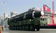 Triều Tiên lần đầu phô diễn tên lửa hạt nhân có thể tấn công nước Mỹ