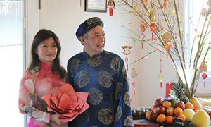 Tết xa mà gần của gia đình người Việt ở Mỹ