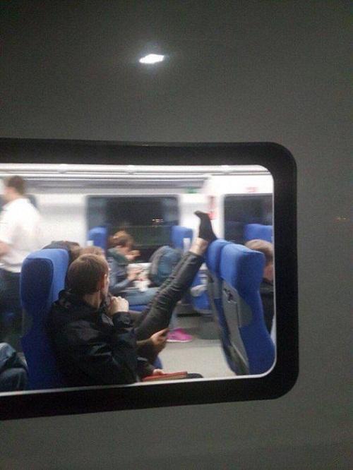 Ám ảnh kinh hoàng trên xe buýt.