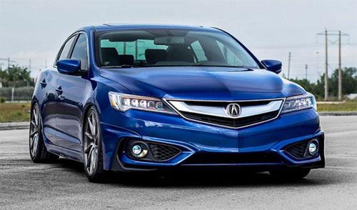 Acura là thương hiệu xe sang tốt nhất.
