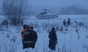 Máy bay rơi gần Moscow, toàn bộ hành khách thiệt mạng