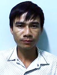 Dương Văn Lộc bị bắt sau hai năm gây ra vụ cướp tiệm vàng ở Bình Dương. Ảnh: Nguyệt Triều
