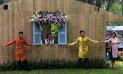 Hội hoa xuân lớn nhất TP HCM khai mạc