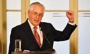 Ngoại trưởng Mỹ: Còn quá sớm để đàm phán với Triều Tiên