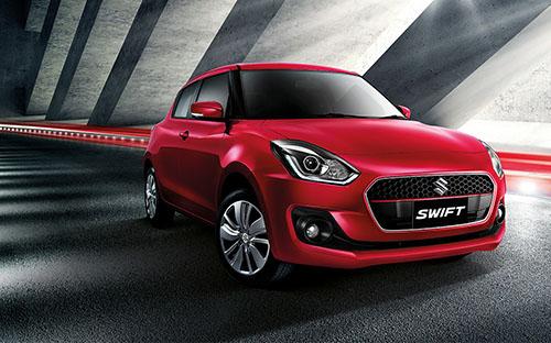 Suzuki Swift thế hệ mới ra mắt tại Thái Lan.