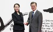 Chiến lược tấn công quyến rũ Hàn Quốc của em gái Kim Jong-un