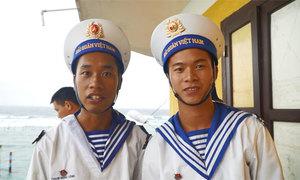Lời chúc Tết của lính đảo Trường Sa gửi đất liền