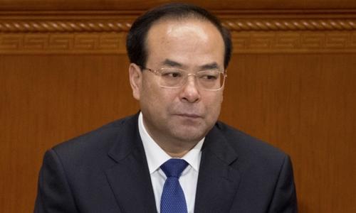 Ông Tôn Chính Tài. Ảnh: SCMP.