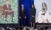 Vợ chồng Obama công bố tranh chân dung chính thức