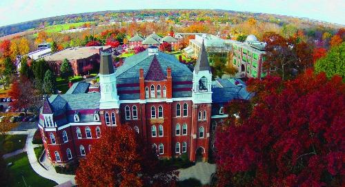 Nhiều đại học danh tiếng tham dự Triển lãm đại học Mỹ AMVNX - Linden - 1
