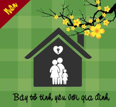 Tình cảm gia đình là một trong những nguồn động lực lớn giúp bạn phấn đấu hơn trong học tập.