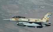 Tiêm kích F-16 Israel có thể đã rơi vào bẫy của phòng không Syria